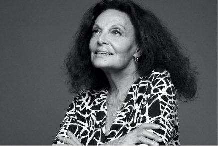 The only rule for home decoration is for the decor to reflect who you are: Diane von Furstenberg for H&M Home