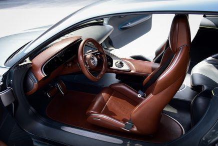 Genesis X Concept, a futuristic EV-based GT Gran Turismo concept car