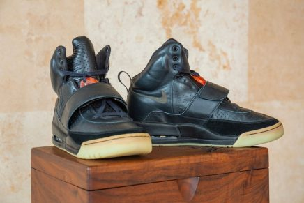 """Record-shattering shoes: The """"Grammy Worn"""" Nike Air Yeezy 1 Prototypes were sold for an insane sum"""