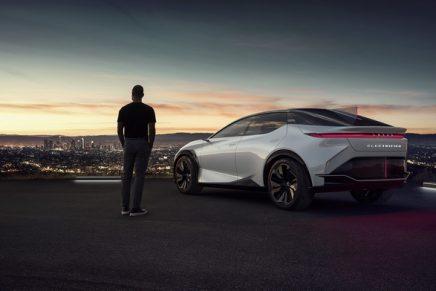 World Premiere of LF-Z Electrified, a Lexus BEV Concept Car For an Electrified Future