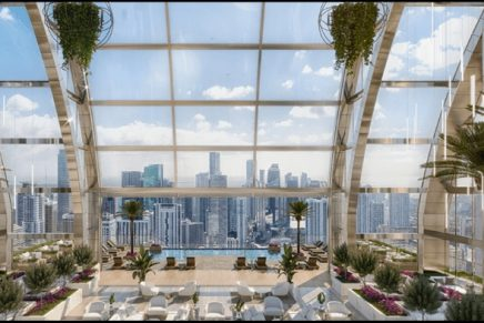 Newest development in Miami is bringing the biggest trends in hospitality, wellness, luxury and lifestyle under one roof