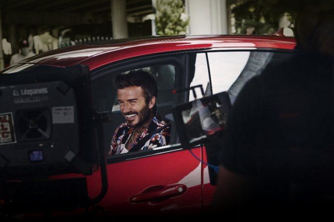 Why David Beckham is driving Maserati's ultimate performance SUV