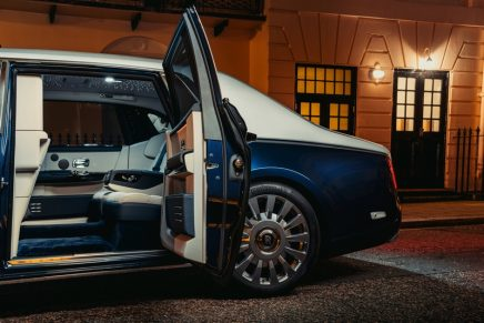 This Privacy Car Suite offers peerless acoustic and visual security for passengers