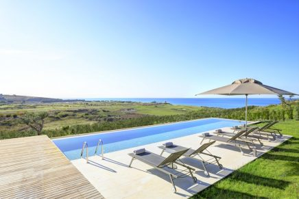 Rocco Forte Hotels unveiled luxury brand's first venture into high-end villa accommodation