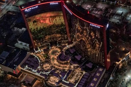 Resorts World Las Vegas – the first ground-up resort development on the Las Vegas Strip in more than a decade