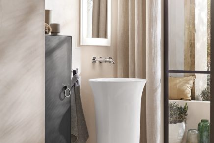 The first complete bathroom range by Philippe Starck