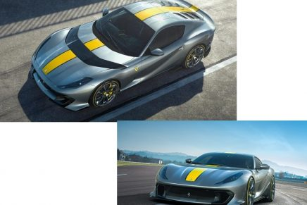 Ferrari's new model is the ultimate expression of an extreme front-engined berlinetta
