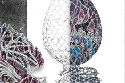 The Iron Anniversary: Fabergé is hatching surprise collaboration with The Game of Thrones