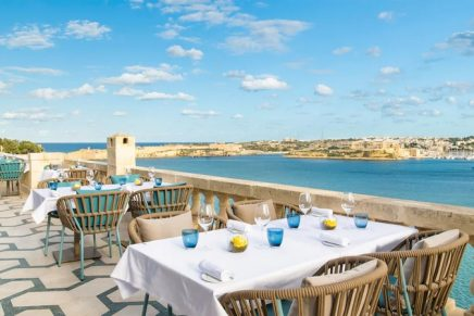 Malta has two new Michelin Star restaurants this year, bringing the total to five
