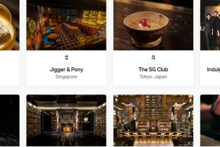 Planning your next fine-drinking experiences? The Asia's Best Bars 2021 list features bars from 10 countries