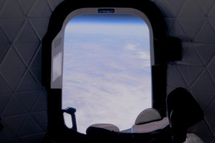Want to become the world's first tourist astronaut? This seat will change how you see the world