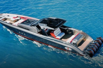 Luxury performance powerboat builder has new ownership with big plans