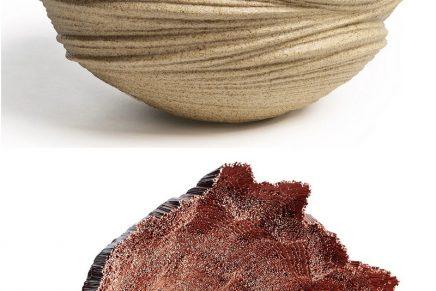 Chinese designer Fanglu Lin astonished the jury of Loewe Foundation Craft Prize 2021