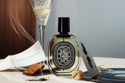 Open the door, you're at the Diptyque Orphéon