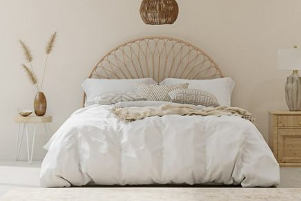 How to choose the best bed head for your bedroom?