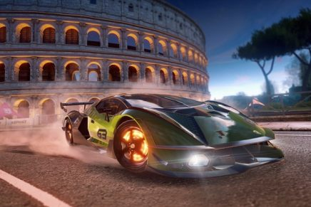 Lamborghini Essenza SCV12 debuts in the Asphalt 9: Legends