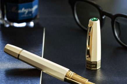 Author of the Year: The possibilities to create your own Montegrappa Extra Otto just got broader