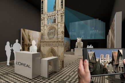 Notre-Dame de Paris, the Experience: Are you ready to plunge into a virtual immersion?