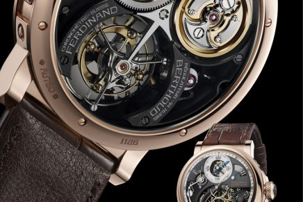 To safeguard collectors' interests, Chronométrie Ferdinand Berthoud limits new watch movements to 20