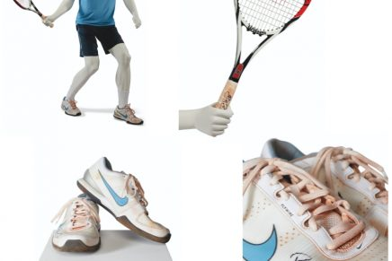The Roger Federer Collection auction provides a window into some of the tennis sport's most iconic moments