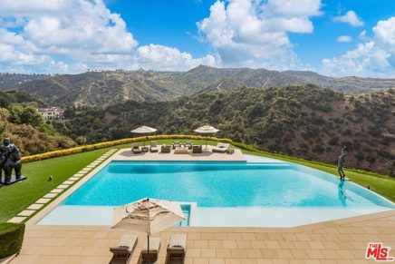 Sylvester Stallone's Mediterranean compound is up for sale for $85,000,000
