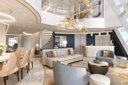 The Wish Tower Suite will be Disney Cruise Line's most unique accommodation yet