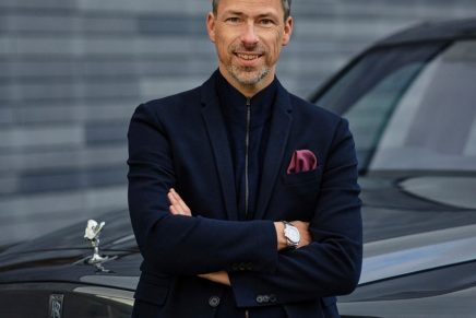 Former Head of Design at MINI & BMW is Rolls-Royce's new Director of Design