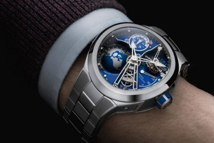 Just 33 watch collectors will discover Greubel Forsey GMT Sport first hand