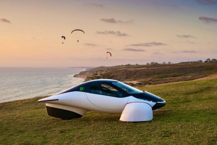 Aptera Reveals First Never Charge Solar Vehicle
