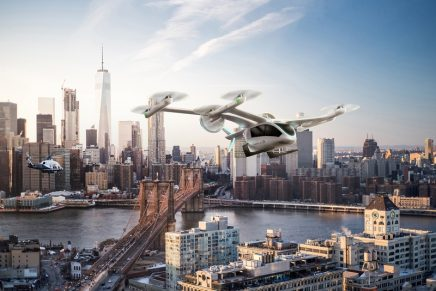 The first global provider for private urban air mobility announces a phenomenal vertical mobility platform