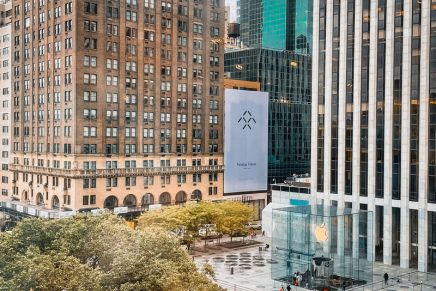 Tech-luxury electric FF 91 debuts at FF Futurist Experience New York