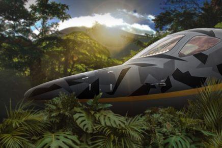 Honda Aircraft Unveiled The World's Most Advanced Light Jet