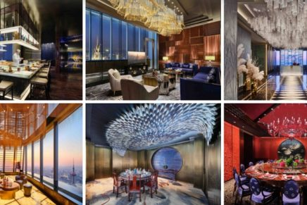 Unique luxury hotel debuts atop the tallest skyscraper in China and second-tallest in the world