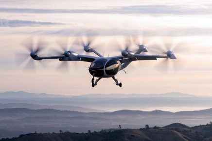 Joby Aviation develops skyport sites for aerial ridesharing service