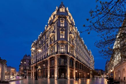 Matild Palace: The Luxury Collection debuts in Hungary in a UNESCO world heritage site