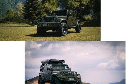 Two new tuned off-roaders suitable for any type of itinerary. Even the most adventurous