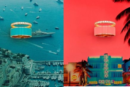Repossi celebrates 10 years with exclusive Berbere Chromatic Cities rings
