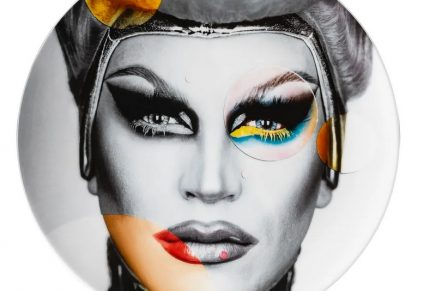 Drag queens are the glamorous stars of Rosenthal's Art Edition