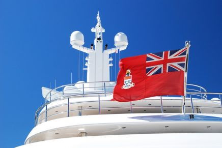 How to choose your superyacht's flag registry