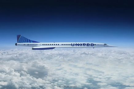 Major airline announces the world's first purchase agreement for net-zero carbon supersonic aircrafts