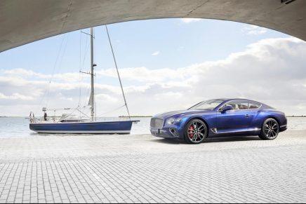 Bentley Design Services help create luxurious yacht interior