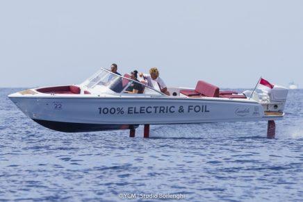 The Monaco Energy Challenge is the world's biggest green energy boat race