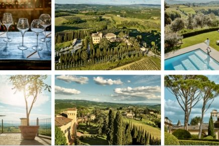 A tour of the first Asian-inspired wellbeing experience in Tuscany