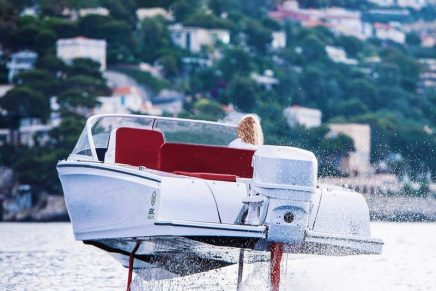 Big day for electric boating: world's most prestigious electric speedboat race in Monaco announced winner
