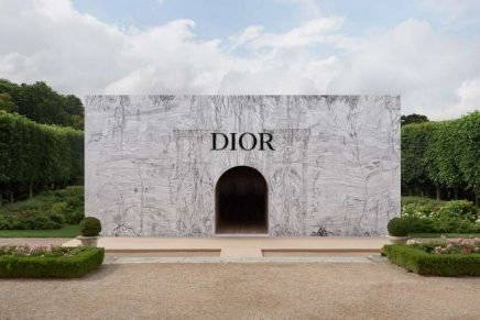 Silk Room: How Dior is reclaiming the values of haute couture after this period of restrictions