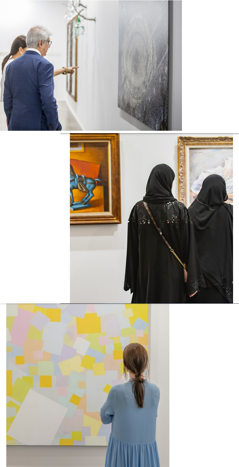 First Artworks Selected for state-backed Dubai Collection.