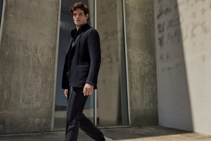 Lightweight, wrinkle-resistant and breathable: The (New) Set for the man who prioritises infinite versatility