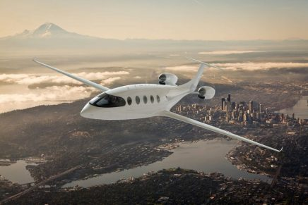 Alice, Eviation Aircraft's first electric plane, almost ready to fly
