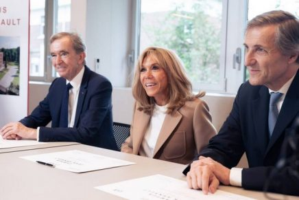 French Billionaire Bernard Arnault Invests in Business School for Adults Seeking to Begin New Careers