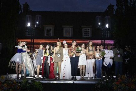 LVMH CSR Young Talent Award presented during Montfermeil Cultures and Creation Fashion Show